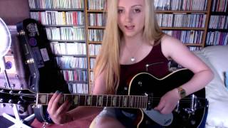 Me Singing 'You're Going To Lose That Girl' By The Beatles (Full Instrumental Cover By Amy Slattery)