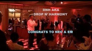Drop N' Harmony DNH.  Congrats Neo & Em