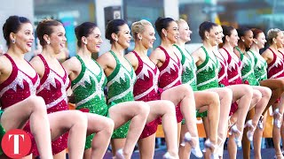 20 Strict Rules The Rockettes Dancers Have To Follow