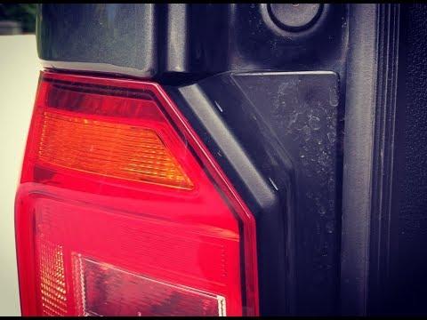 ❌ VW Caddy Rücklicht Lampe ❌ - Rücklicht, Blinker, Bremslicht , Standlicht wechseln,  GoPro