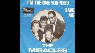 """The Miracles  The Italian Remix! """"(Come """"Round Here) I'm The One You Need"""""""