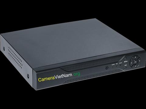 Đầu ghi hình camera 4 kênh, 8 kênh,16 kênh