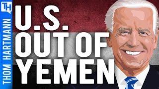 Biden Ends World's Worst Humanitarian Crisis?