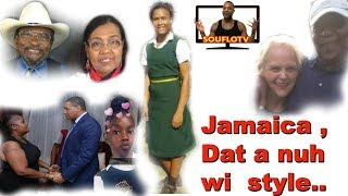 Jamaica dat a nuh wi style