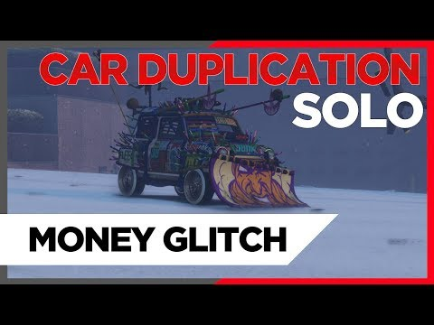 GTA 5 *PATCHED* MONEY GLITCH - CAR DUPLICATION - UNLIMITED MONEY