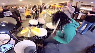 Thomas Pridgen Bentleys Drum Shop