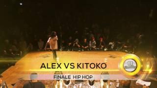 H Quality 5 | Finale Hip Hop - Kitoko vs Alex