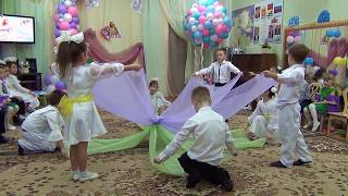 "Танец ""Лучшая мама Земли"", постановка танца Кинаш Е. Е."