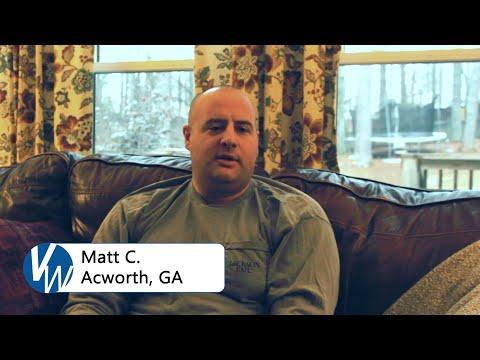 Customer Testimonial: Matt C.
