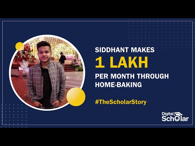 How To Become A Digital Coach & Earn Money | Interview with Siddhant Jain