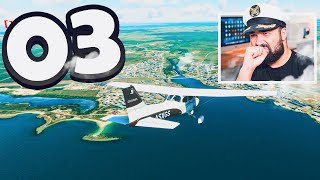 Microsoft Flight Simulator - Part 3 - FLYING TO CUBA WHERE I WAS BORN