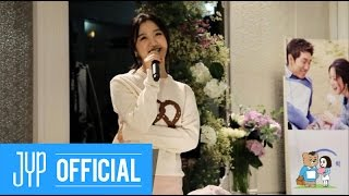 "Hye Rim(Wonder Girls) ""OPPA (오빠)"" Live Video @ Mini Fan Meeting"
