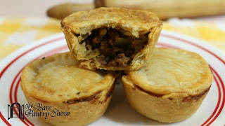 How To Make Belizean Meat Pies | Flaky Pie Crust