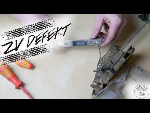 Zentralverriegelung defekt | Tipps für die Reparatur :)