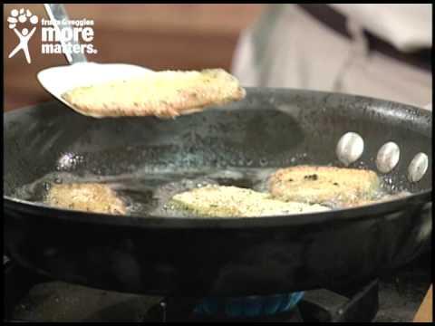 Video Fried Cucumber