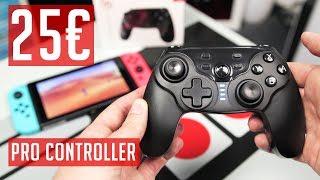 Nintendo Switch: 25€ Pro Controller! (Lrego 4.1.0)