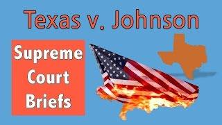 Can You Burn An American Flag? | Texas v. Johnson