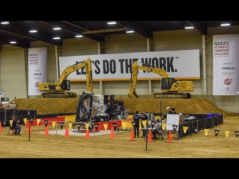 Caterpillar and NASA | Centennial Challenge Overview