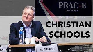 What credentials do I need to work at a Christian school? - Symposium II