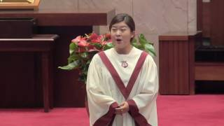 Amor Dei - 종교교회 김명희(2016.06.26)