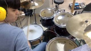 Planetshakers   I Choose You ( Cover By J.DRUM )