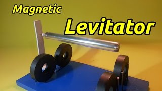 How to Make the Classic Magnetic Levitator