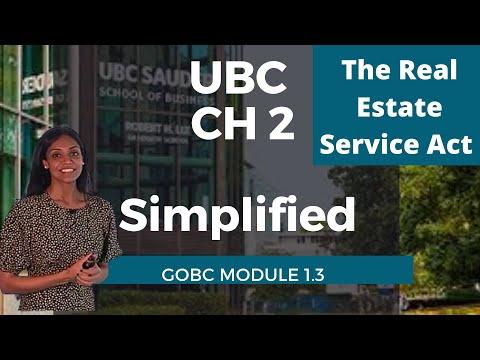 UBC Real Estate Exam Prep- Free Chapter 2 - YouTube