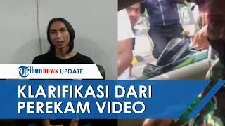 Pengakuan Perekam Video Aksi Debt Collector Serang TNI dan Rampas Mobil, Ungkap Kejadian Sebenarnya