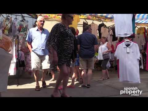 Mojacar, Almeria, Spain - Click to play video
