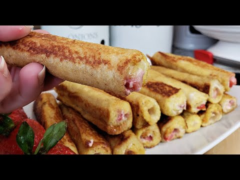 These Look Good: French Toast Roll Ups