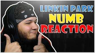 🎤 Hip-Hop Fan Reacts To Linkin Park - Numb 🎸