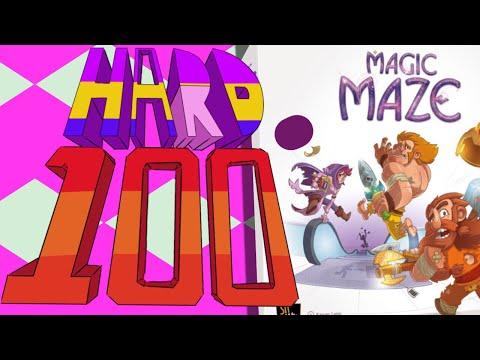 The Hard 100: Magic Maze
