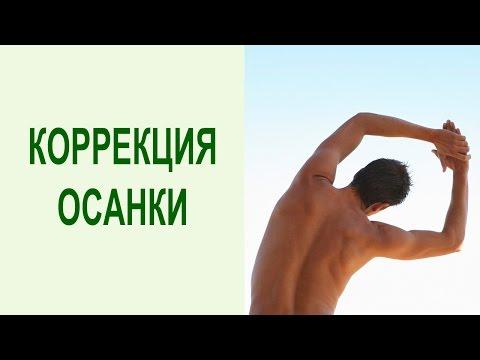 Эффективный комплекс упражнений при сколиозе
