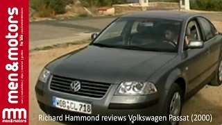 Richard Hammond Reviews Volkswagen Passat (2000)