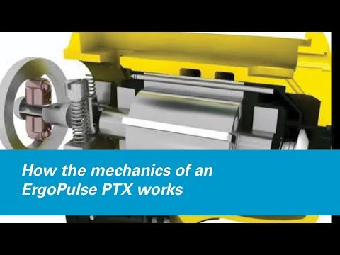 Atlas Copco ErgoPulse Tool