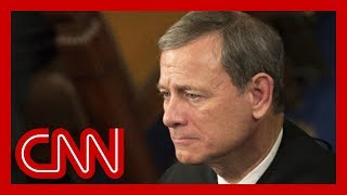 Is Chief Justice Roberts the new swing vote on the Supreme Court?