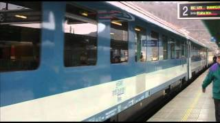 preview picture of video 'TRAIN EUROCITY EC 175 JAN JESENIUS 7.4.2012 DECIN-PRAHA'