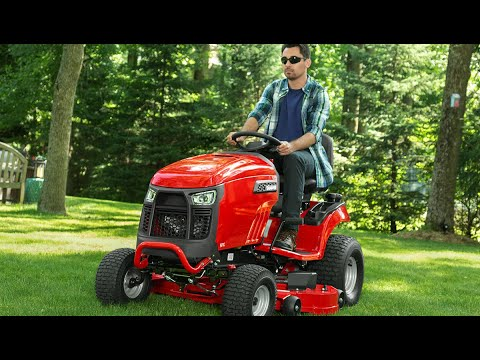 2020 Snapper Classic Rear Engine 33 in. Briggs & Stratton Intek 15.5 hp in Rice Lake, Wisconsin - Video 1