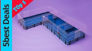 Top 5 Best Guinea Pig Cage 2020? Buying Guide