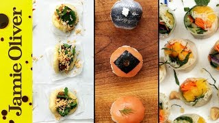 Easy Party Canapes | French Guy Cooking