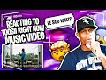 TOOSII SNAPPING!!! Toosii - Right Now (Official Video) | REACTION [MUST WATCH!!!]