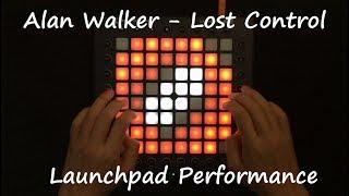 Alan Walker - Lost Control (feat. Sorana) / Launchpad Performance (100 Sub Special)