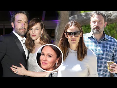 Jennifer Garner Family Video With Ex-Husband Ben Affleck