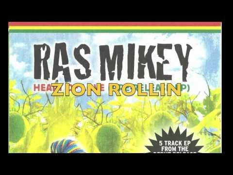 RAS MIKEY - HEART OF LOVE EP - PROMO SAMPLER 2012