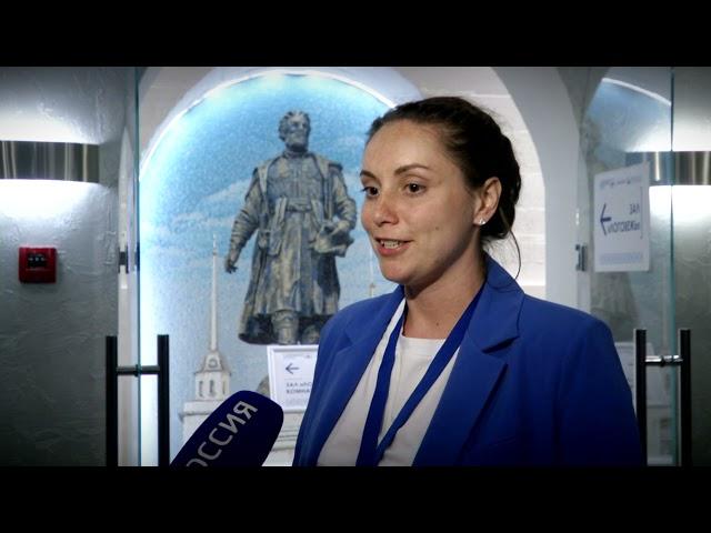 Юлия Саранова приняла участие в работе форума Общественной палаты
