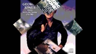 Honky Tonk Downstairs George Jones (1968)