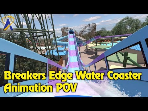 Breakers Edge Water Coaster