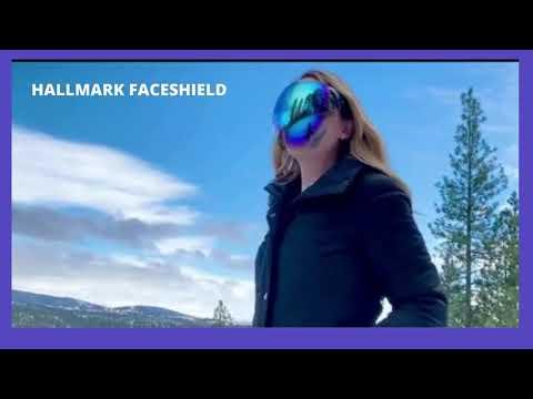 Anti Fog - Brown Color - Hallmark Face Shield