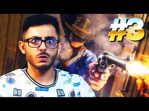 CARRYMINATI PLAYS RED DEAD REDEMPTION 2 (PART 3) | NO PROMOTIONS