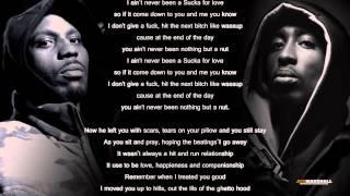 DMX & 2PAC - Sucka For Love [2012 Remix]